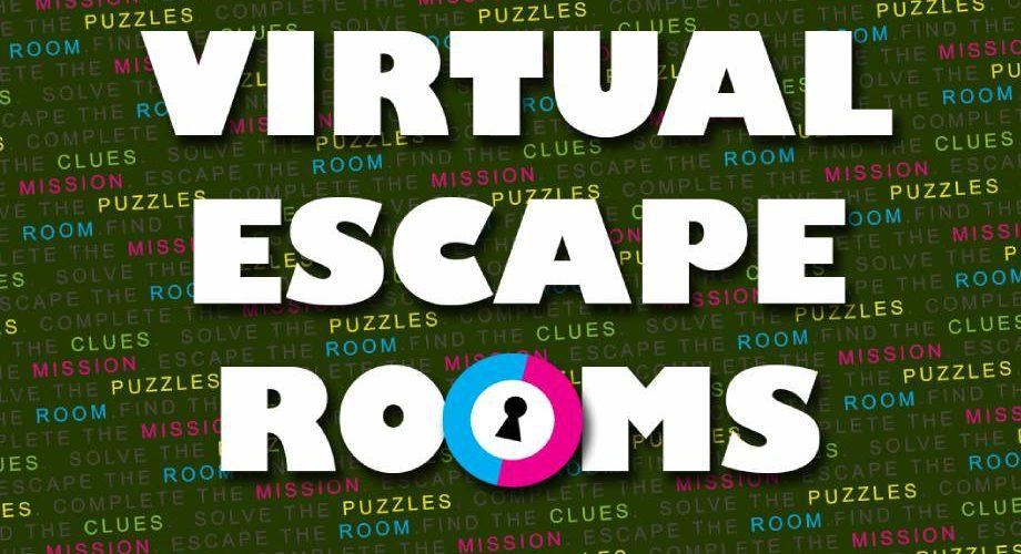 اتاق فرار مجازی